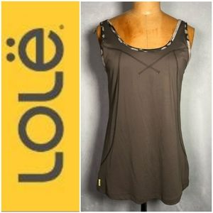 💕4 for $25💕 LOLE Tank with Built-in BRA